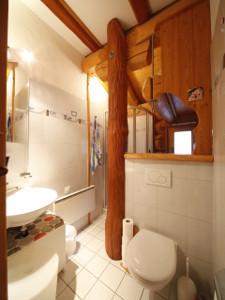 toilettes du studio
